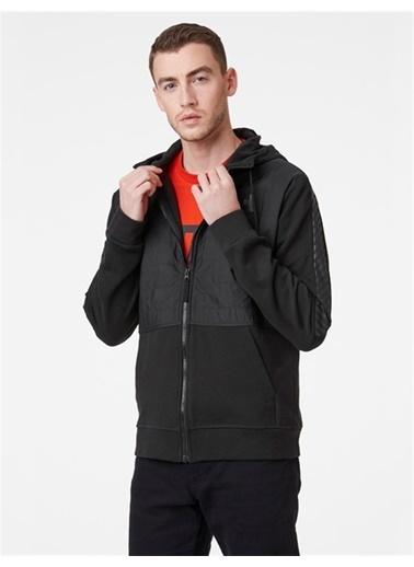 Helly Hansen Hh Strıpe Hybrıd Jacket Siyah